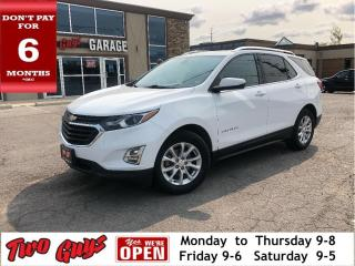 Used 2018 Chevrolet Equinox LT |  New Tires | Panoroof | Htd Seats | Bluetooth for sale in St Catharines, ON
