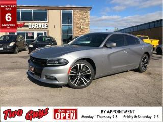 Used 2017 Dodge Charger SXT | New Tires | Sunroof | Htd Seats | 3.6L V6 for sale in St Catharines, ON