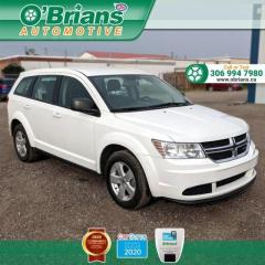 Used 2017 Dodge Journey SE Plus for sale in Saskatoon, SK