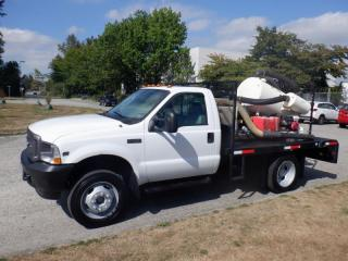 Used 2004 Ford F-450 SD Regular Cab 2WD DRW Vacuum Truck for sale in Burnaby, BC