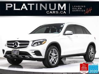Used 2019 Mercedes-Benz GL-Class GLC 300 4MATIC. AWD, NAV, 360 CAM, PANO, HEATED for sale in Toronto, ON