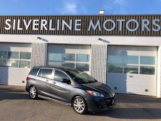 Used 2012 Mazda MAZDA5 Grand Touring for sale in Winnipeg, MB