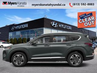 New 2020 Hyundai Santa Fe 2.0T Ultimate AWD  - $282 B/W for sale in Kanata, ON