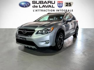 Used 2014 Subaru XV Crosstrek Limited**Cuir, Toit Ouvrant, Nav** for sale in Laval, QC