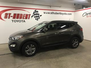 Used 2014 Hyundai Santa Fe Sport FWD 4dr 2.4L for sale in St-Hubert, QC