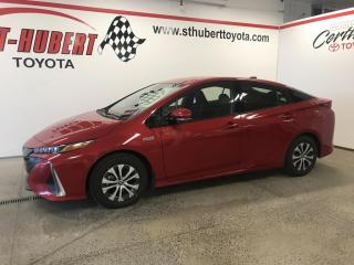 Used 2020 Toyota Prius Prime COMME NEUF!  LIKE NEW! for sale in St-Hubert, QC