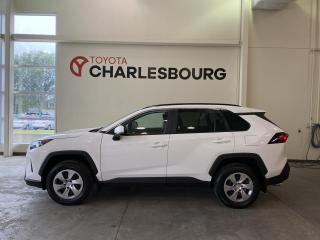 Used 2020 Toyota RAV4 LE - AWD for sale in Québec, QC