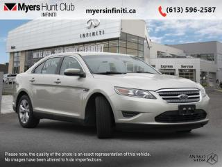 Used 2011 Ford Taurus SEL  - SiriusXM for sale in Ottawa, ON