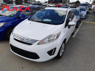 Used 2013 Ford Fiesta 4dr Sdn SE for sale in Beauport, QC