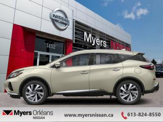 New 2020 Nissan Murano SL  - Navigation -  Sunroof for sale in Orleans, ON