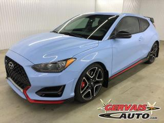 Used 2019 Hyundai Veloster N TURBO MAGS CAMÉRA for sale in Trois-Rivières, QC