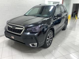 Used 2017 Subaru Forester 2.0XT groupe Limited familiale 5 portes for sale in Chicoutimi, QC