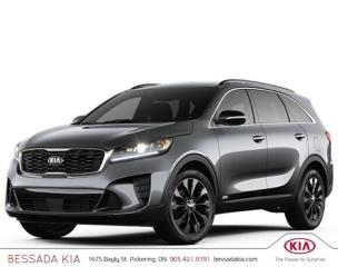 New 2020 Kia Sorento Black Line V6 AWD for sale in Pickering, ON