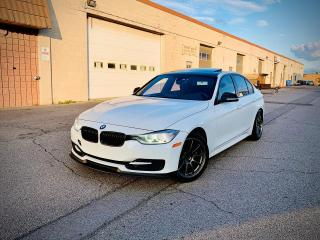 Used 2013 BMW 3 Series 335i xDrive for sale in Burlington, ON