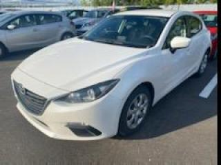 Used 2016 Mazda MAZDA3 GX* 5 PORTES* AT* A/C* CAMERA* BLUETOOTH for sale in Québec, QC