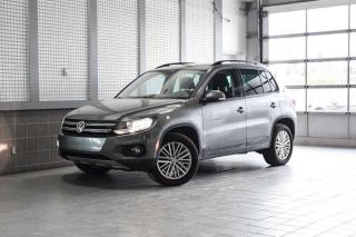 Used 2016 Volkswagen Tiguan Special Edition for sale in Lasalle, QC