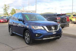 Used 2017 Nissan Pathfinder SL TECH AWD GPS*TOIT*CAMÉRAS for sale in Lévis, QC