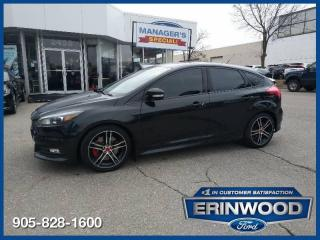 Used 2015 Ford Focus ST for sale in Mississauga, ON