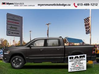 New 2020 RAM 1500 Rebel  - $363 B/W for sale in Ottawa, ON