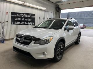 Used 2014 Subaru XV Crosstrek Sport  AWD  $59.51/sem+taxes for sale in St-Raymond, QC