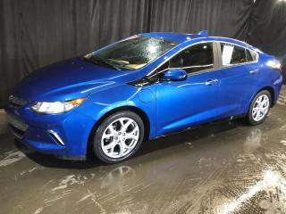 Used 2016 Chevrolet Volt PREMIER LTZ **NAV/CUIR/BOSE** for sale in St-Eustache, QC