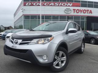 Used 2013 Toyota RAV4 XLE AWD **MAGS/FOGS/TOIT/CAMERA** for sale in St-Eustache, QC