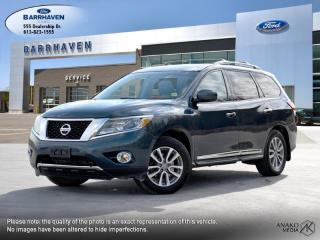 Used 2015 Nissan Pathfinder SL for sale in Ottawa, ON