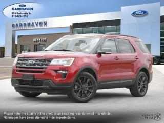 Used 2018 Ford Explorer XLT for sale in Ottawa, ON