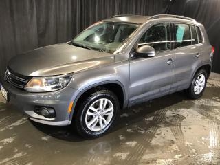 Used 2014 Volkswagen Tiguan AWD 4MOTION TRENDLINE JAMAIS ACCIDENTÉ for sale in St-Eustache, QC