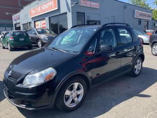 Used 2010 Suzuki SX4 Crossover JX for sale in Whitby, ON
