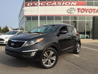 Used 2014 Kia Sportage SX AWD **TURBO** for sale in St-Eustache, QC