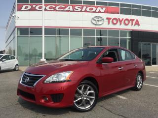 Used 2014 Nissan Sentra **AUTOMATIQUE+TOIT+GPS+MAGS**99 444 KM** for sale in St-Eustache, QC