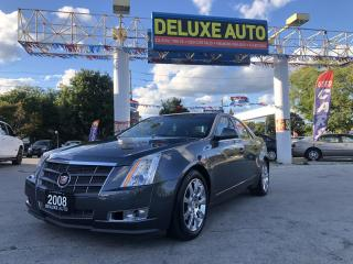 Used 2008 Cadillac CTS 4dr Sdn RWD w/1SB for sale in Etobicoke, ON