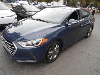 Used 2017 Hyundai Elantra GL **BAS KM.BLUETOOTH,CAMERA,BAS KM.** for sale in Montréal, QC
