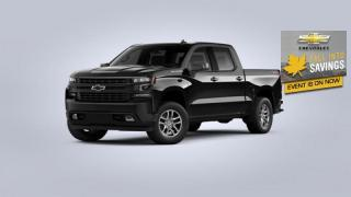 New 2020 Chevrolet Silverado 1500 RST  - Heated Seats for sale in Orleans, ON