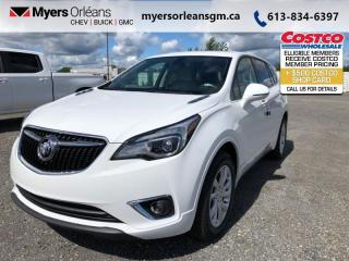 New 2020 Buick Envision Preferred  - Sunroof for sale in Orleans, ON