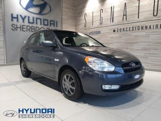 Used 2010 Hyundai Accent SPORT TOIT DÉMARREUR AIR CLIM CRUISE for sale in Sherbrooke, QC