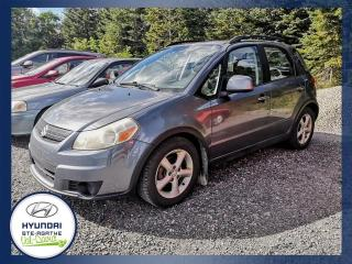 Used 2009 Suzuki SX4 Traction intégrale, Bicorps traction ava for sale in Val-David, QC