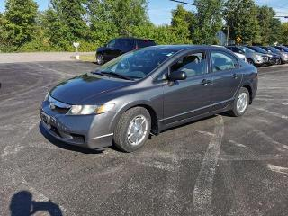 Used 2009 Honda Civic DX-G for sale in Madoc, ON