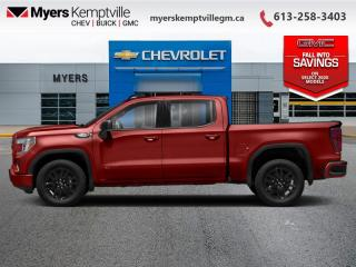 New 2020 GMC Sierra 1500 ELEVATION for sale in Kemptville, ON
