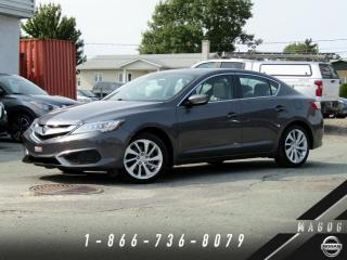 Used 2017 Acura ILX PREMIUM + TOIT + CUIR + CAMÉRA + MAGS! for sale in Magog, QC