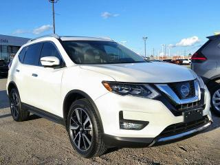 Used 2017 Nissan Rogue SL Platinum AWD for sale in Cambridge, ON