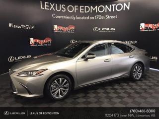 New 2020 Lexus ES 300 h Premium Package for sale in Edmonton, AB