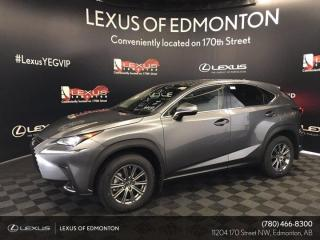 New 2021 Lexus NX 300 Standard Package for sale in Edmonton, AB