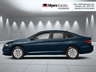 New 2020 Volkswagen Jetta Comfortline Auto  - Android Auto for sale in Kanata, ON