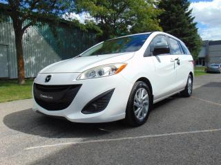 Used 2012 Mazda MAZDA5 ******IDEAL POUR FAMILLE*******6 PASSAGE for sale in St-Eustache, QC