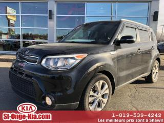 Used 2016 Kia Soul EX+ familiale for sale in Shawinigan, QC