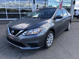 Used 2016 Nissan Sentra Berline 4 portes CVT S for sale in Shawinigan, QC