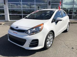 Used 2016 Kia Rio Hayon 5 portes, boîte automatique EX for sale in Shawinigan, QC