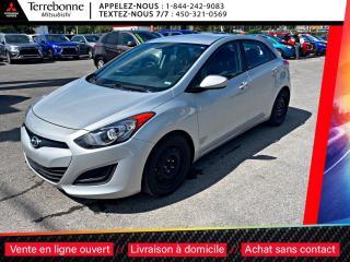 Used 2014 Hyundai Elantra GT GL**AUTO**PNEUS HIVER**BLUETOOTH**BANCS CHAUFFANTS for sale in Terrebonne, QC